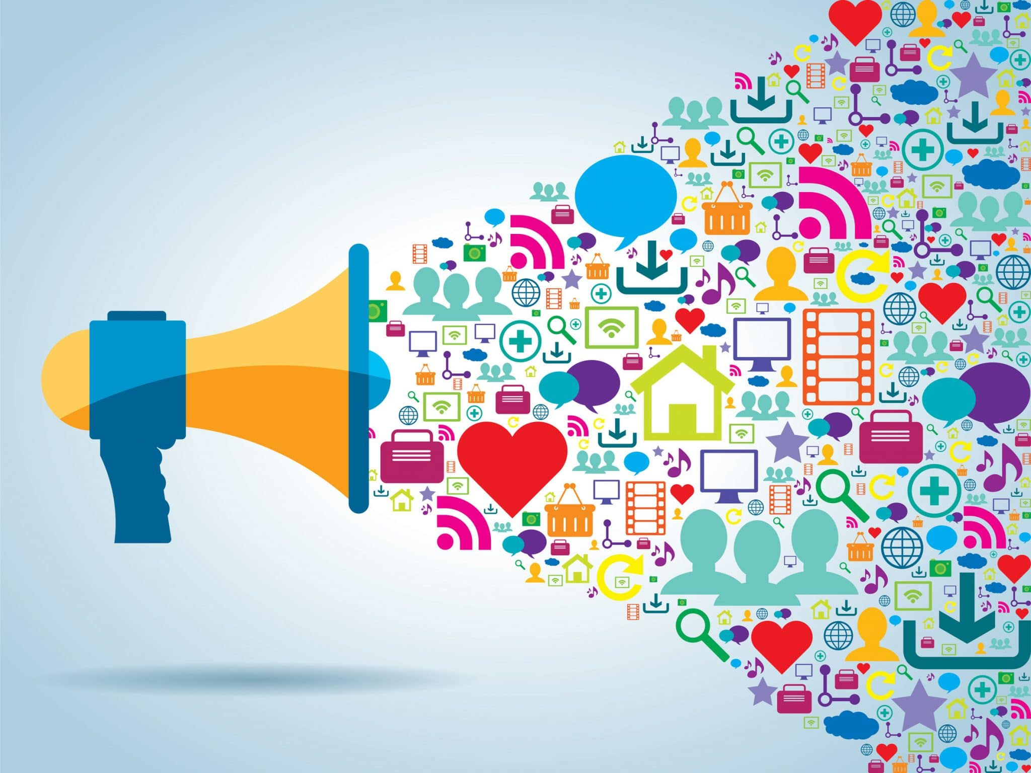 Find your audience with social media advertising