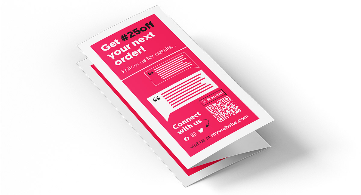 Flyers, Printing and Branding